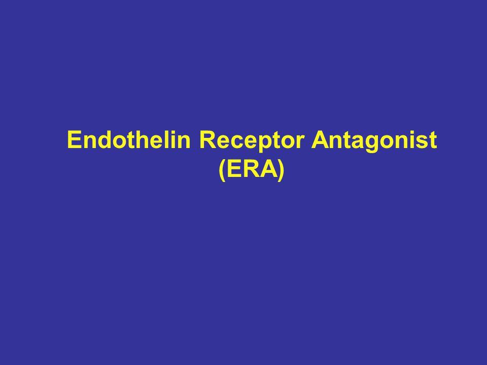 Endothelin Receptor Antagonist (ERA)