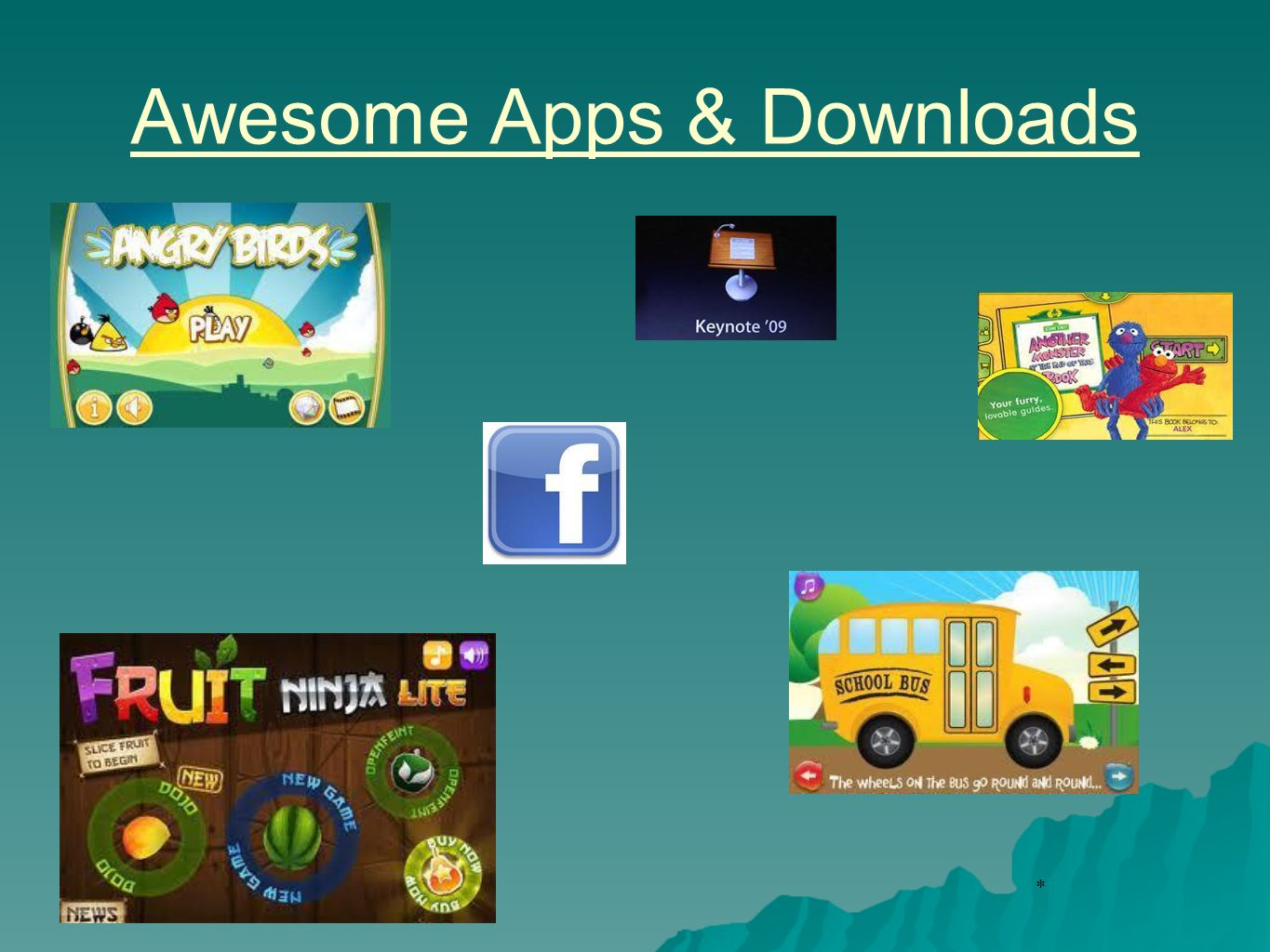 * Awesome Apps & Downloads