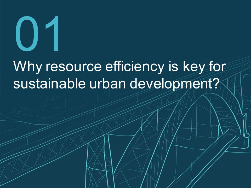 4 01 Why resource efficiency is key for sustainable urban development?
