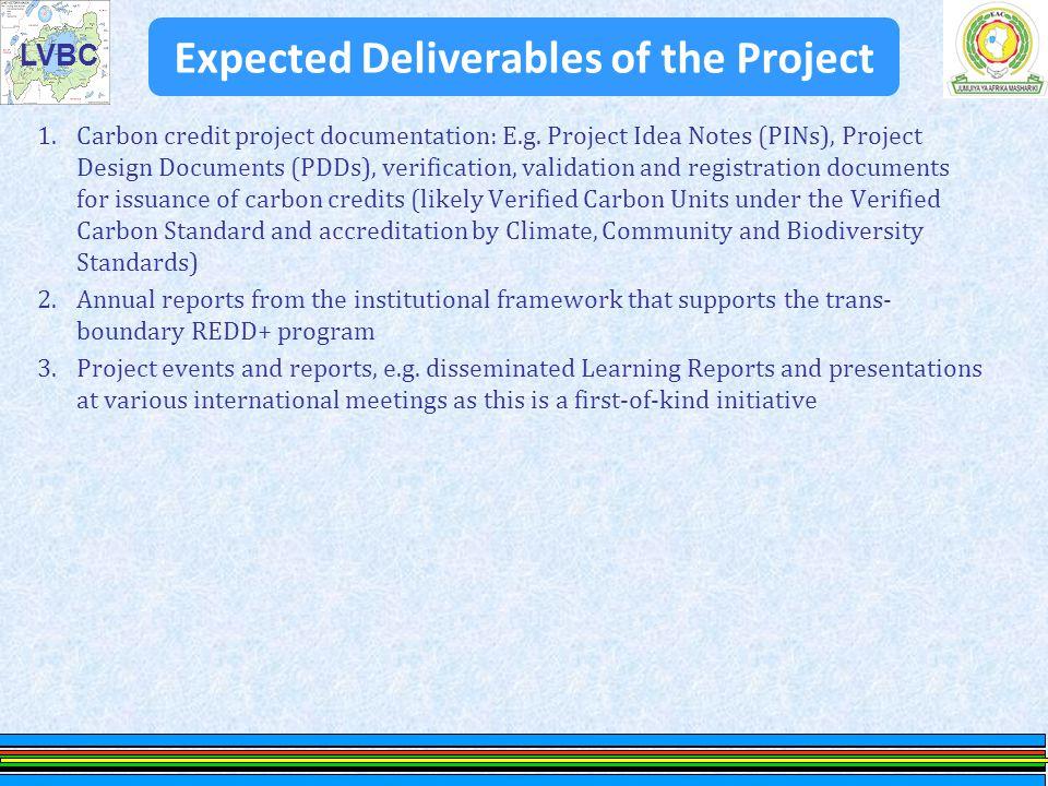 LVBC Possible Governance – Mt. Elgon