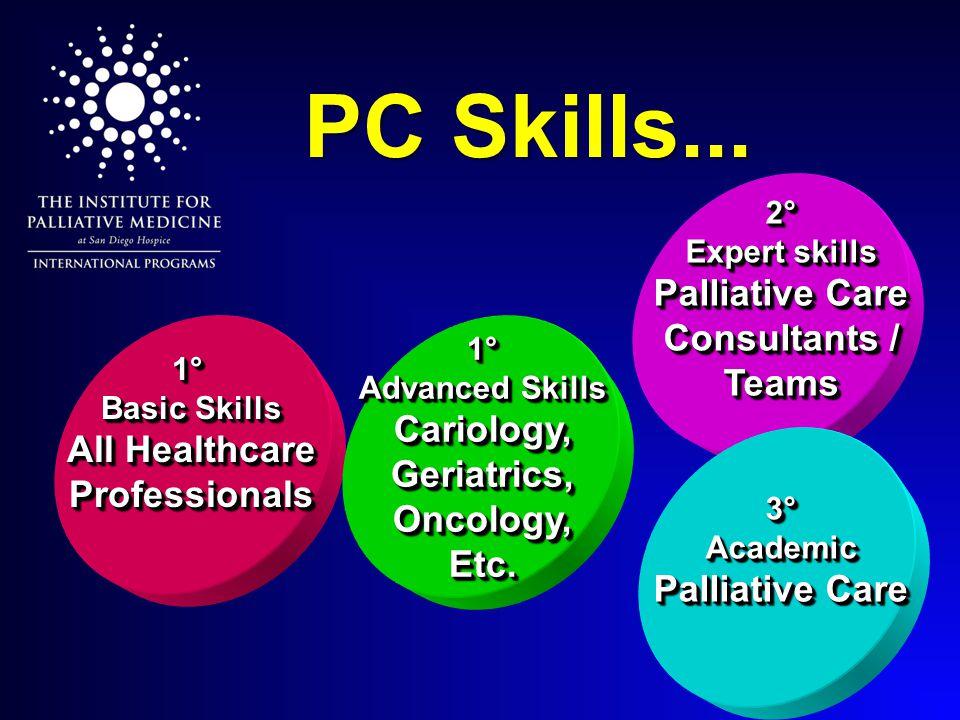 PC Skills...
