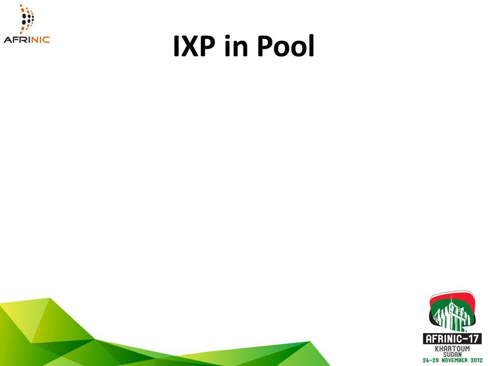IXP in Pool