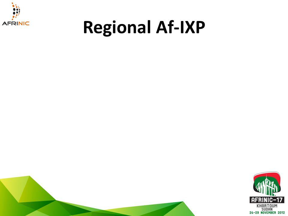 Regional Af-IXP