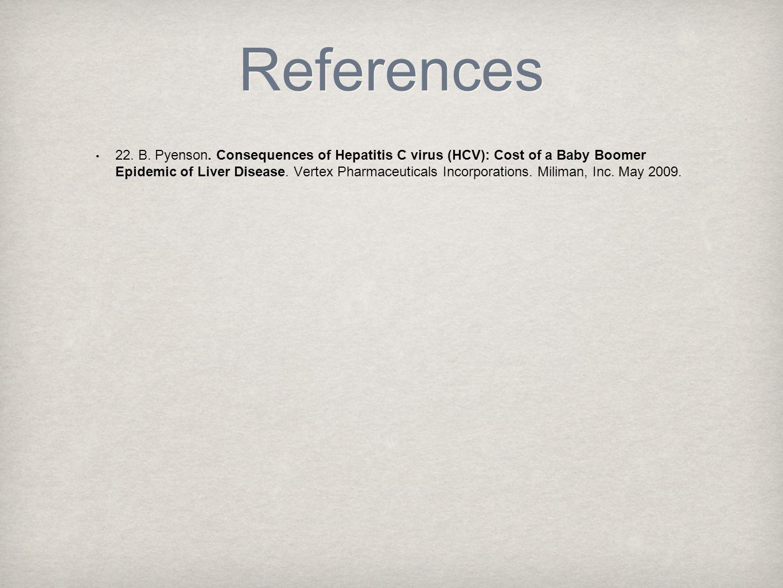 References 22. B. Pyenson.