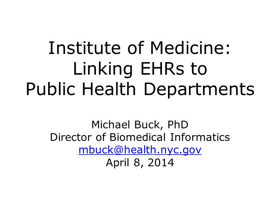 EHR Limitations: Bias and Measurement Error 12
