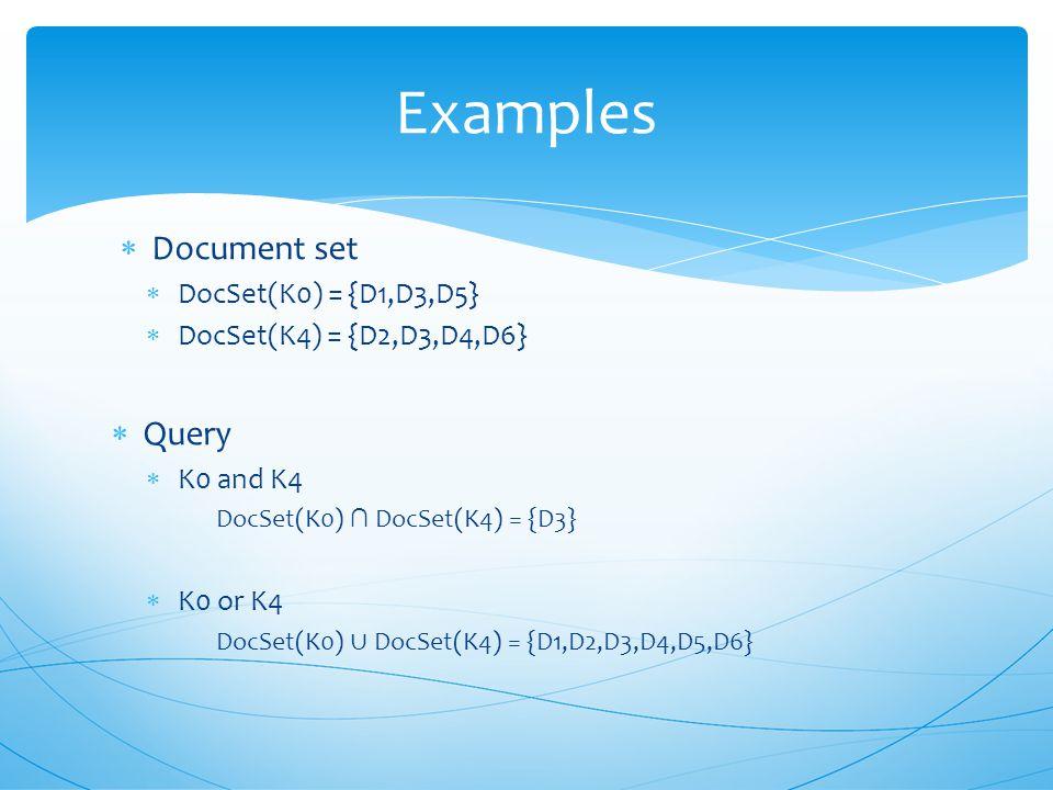 Boolean Term-document Matrix