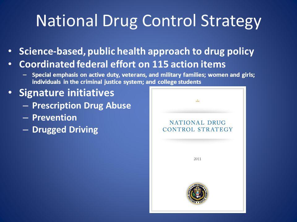 The Prescription Drug Abuse Problem 478 million prescriptions for controlled-substances dispensed in U.S.