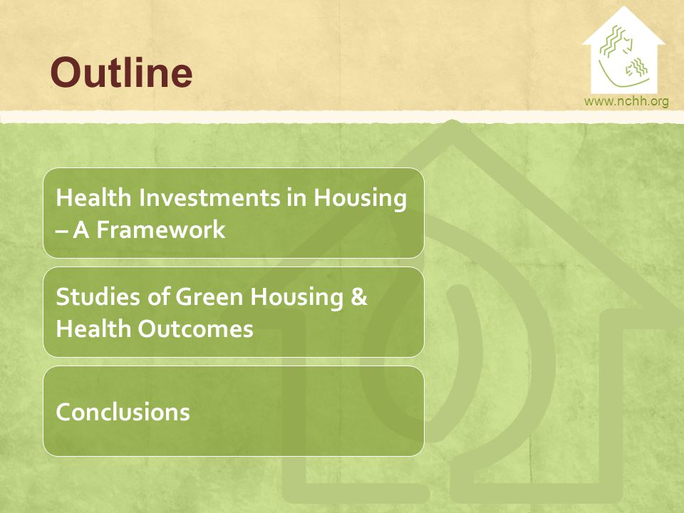 www.nchh.org Outline