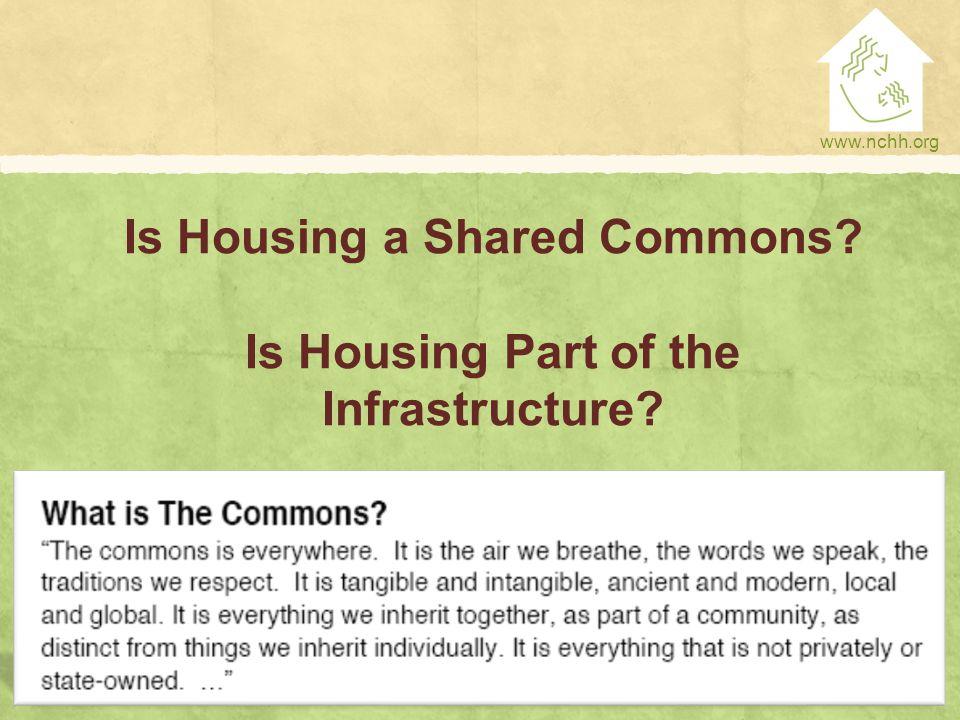 www.nchh.org Housing Market Price & Health