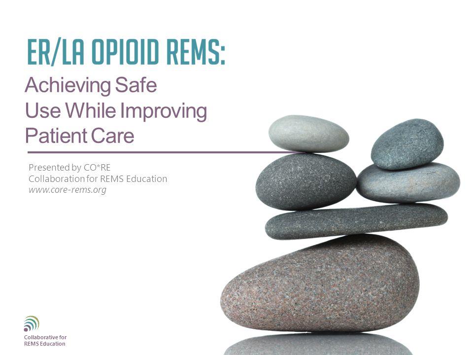 Collaborative for REMS Education Anticipate & Treat Common AEs 52 | © CO*RE 2013 Chou R, et al.