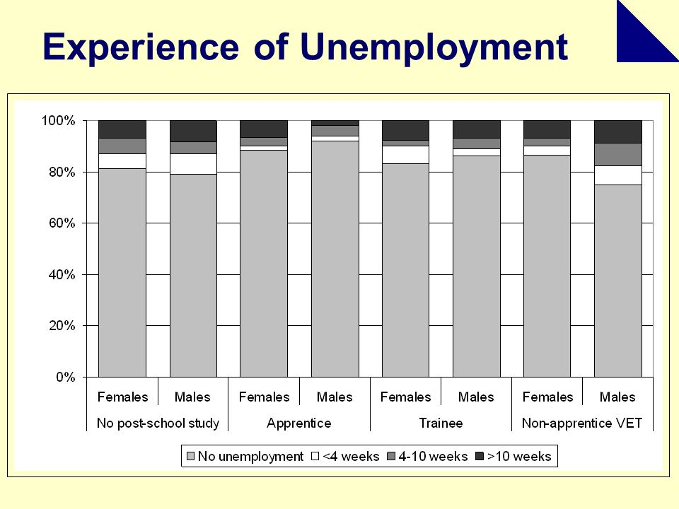 Experience of Unemployment