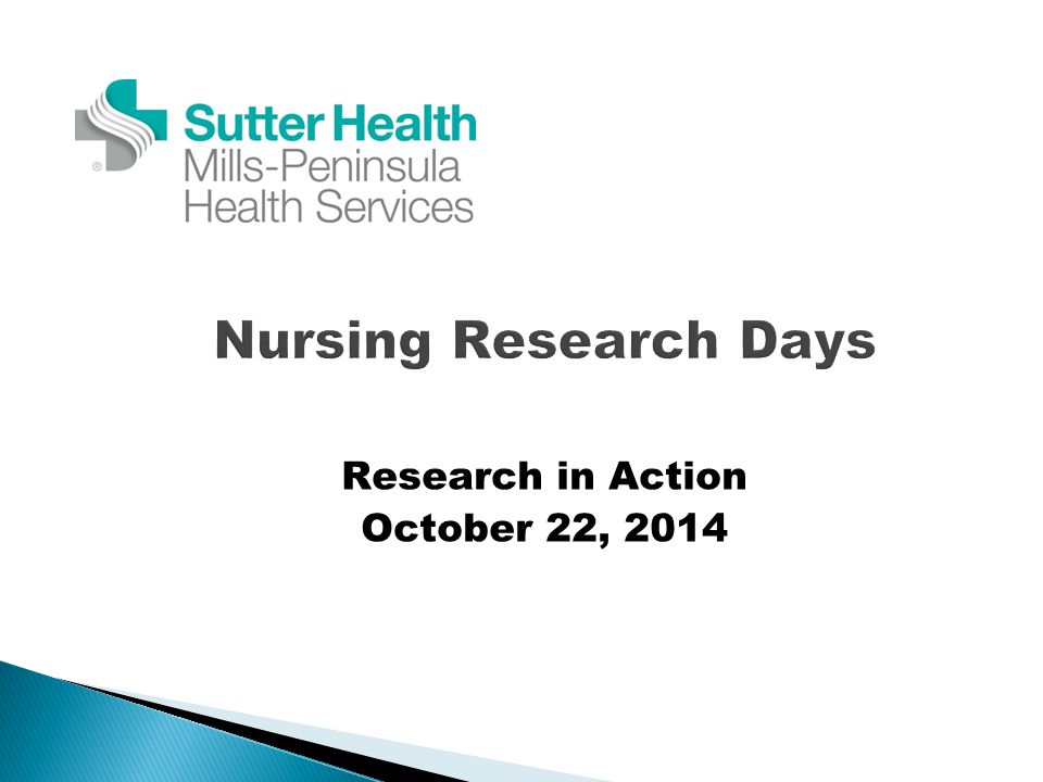 Research in Action October 22, 2014