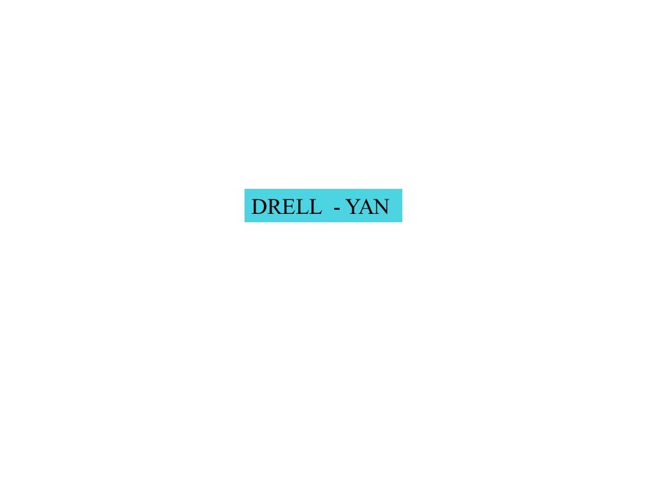 DRELL - YAN