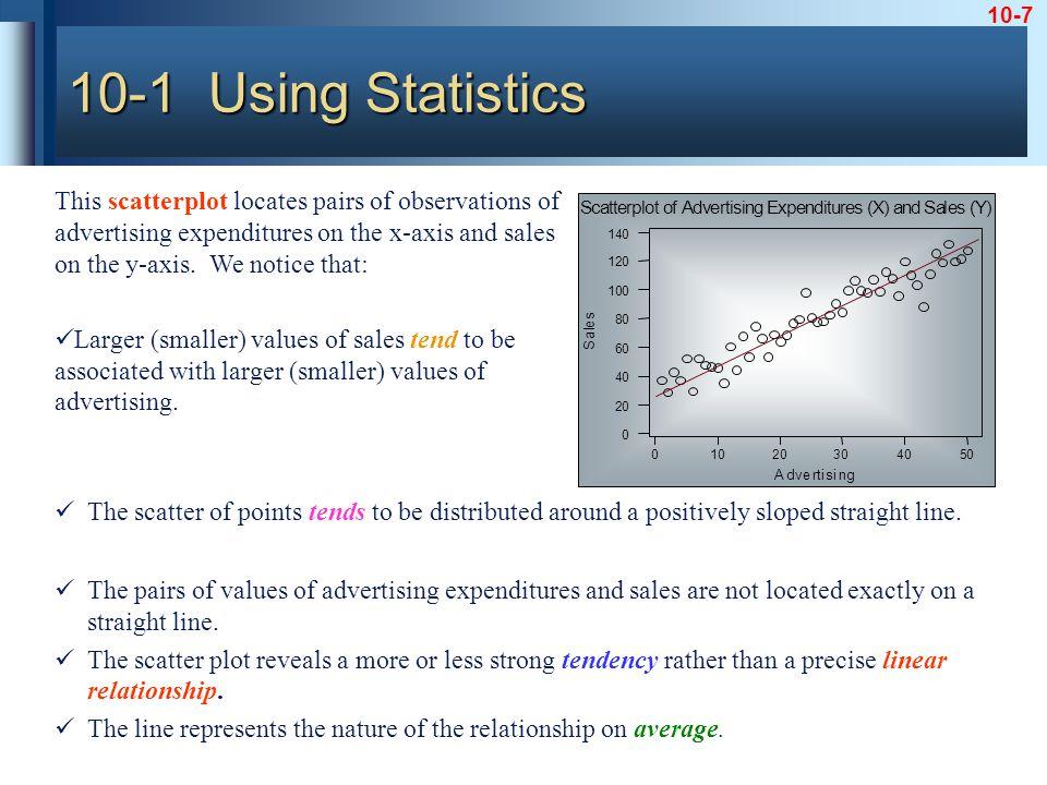 10-7 10-1 Using Statistics