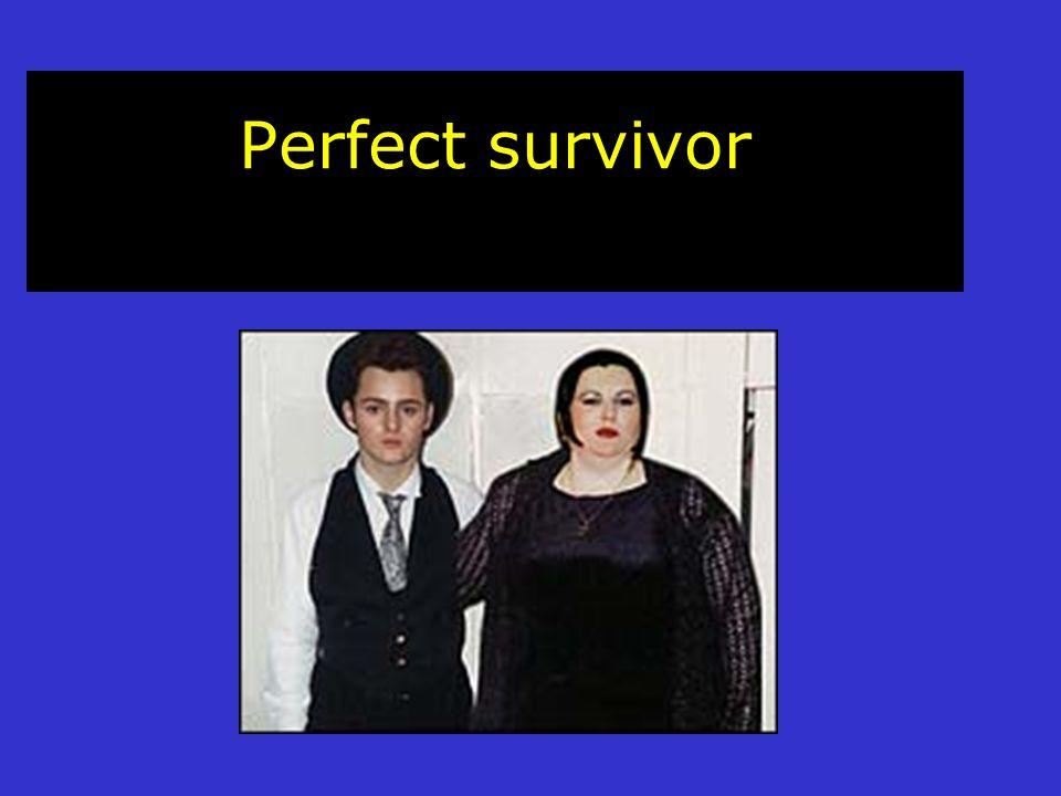 Perfect survivor