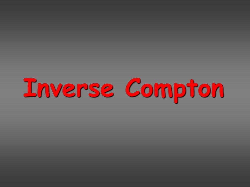 Inverse Compton