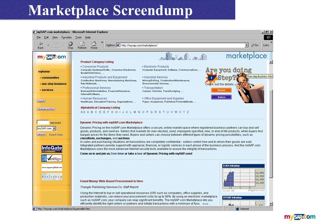 Marketplace Screendump
