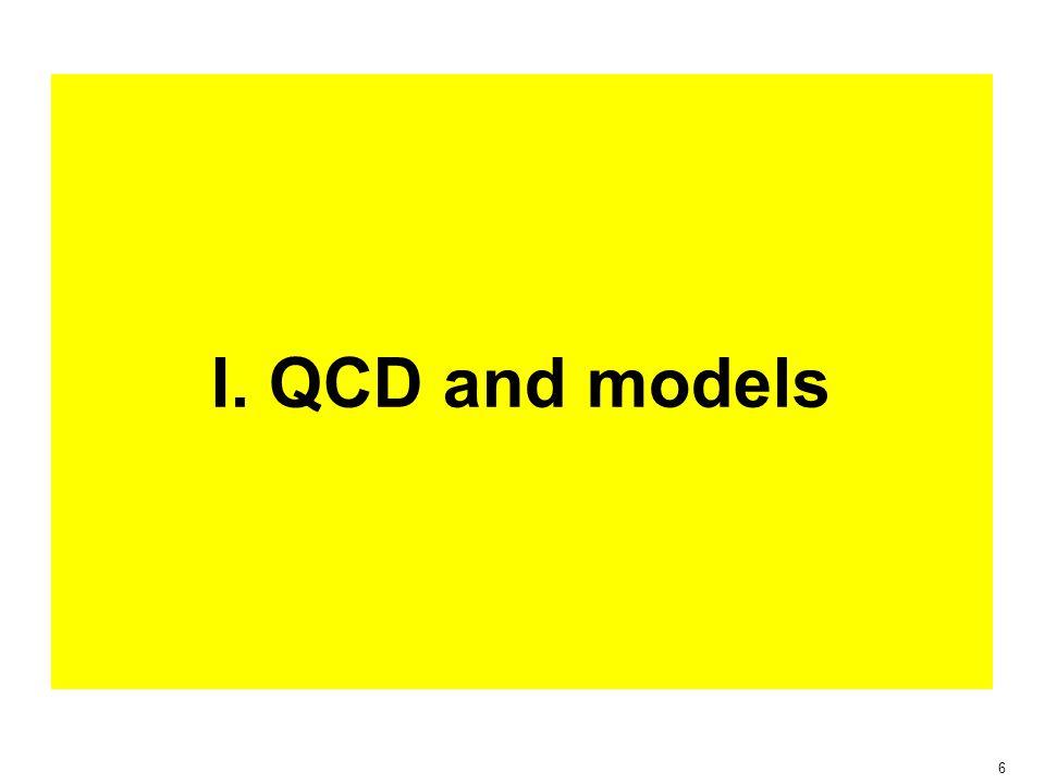 17 Polarised distributions but Q 2 dependence of gluon density xG(x) Scaled presentation (I.