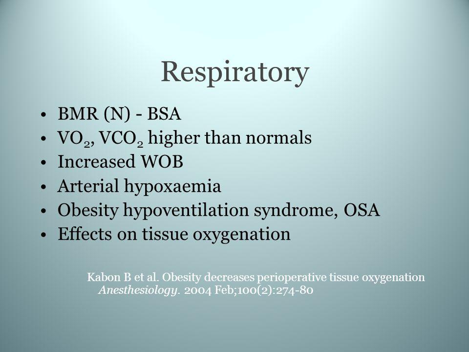 Metabolic syndrome Central obesity Insulin resistance Fatty liver Hypertension OSA / OHVS