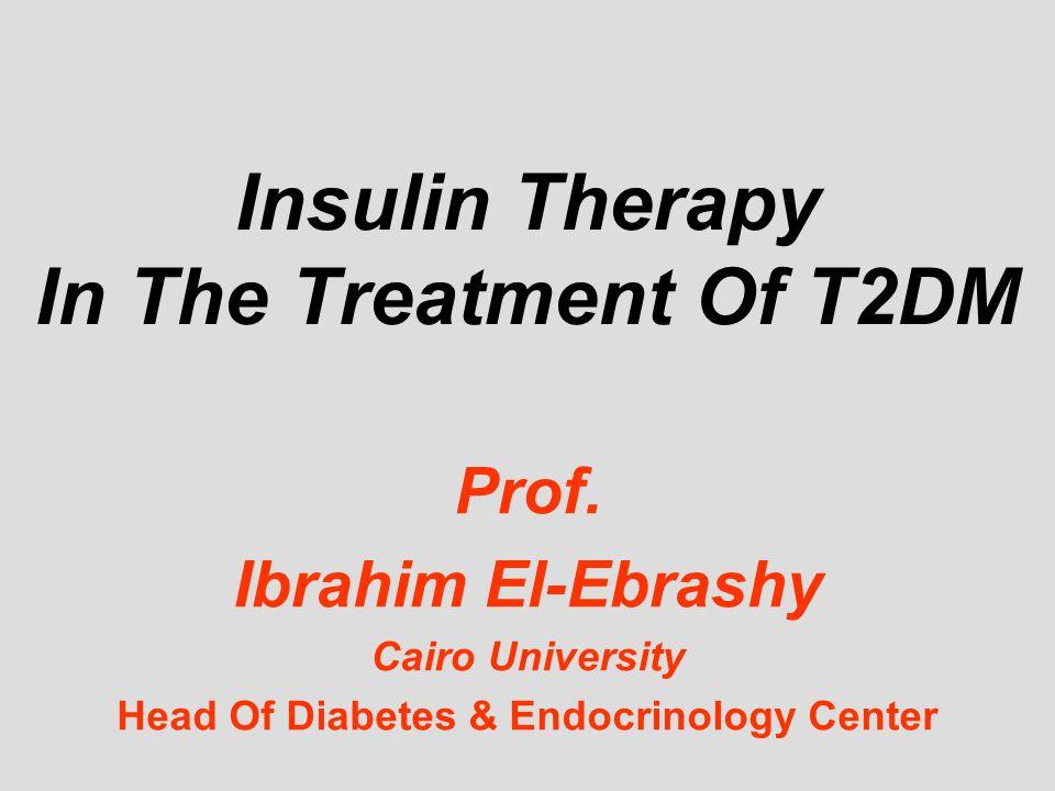 T2DM is insulin resistance + insulin deficiency Type 2 diabetes –Characterised by insulin resistance and insulin deficiency –Degrees of resistance and deficiency vary but insulin deficiency is key to developing diabetes Adapted from Bergenstal et al.