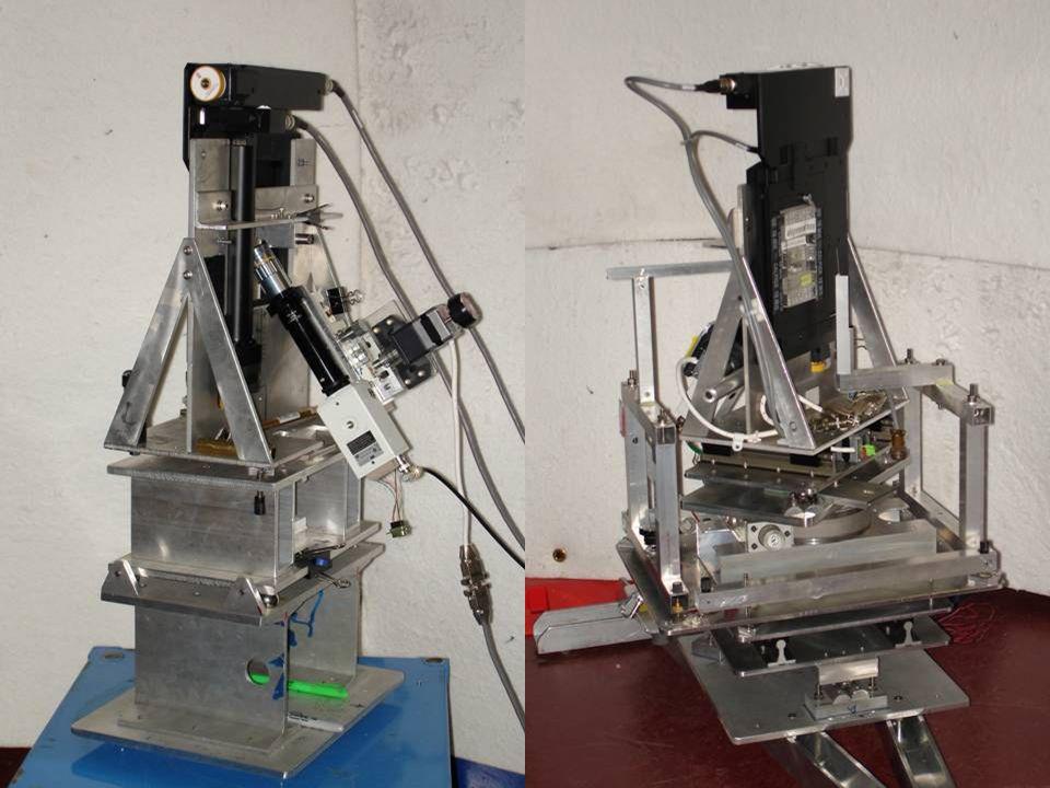 Plate goniometers