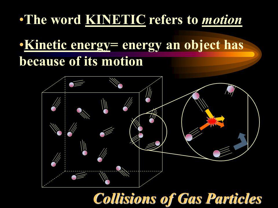 Nature of Gases cont. 3. Compressibility – can be compressed because gases take up mostly empty space. 4. Diffusion – gases spread out and mix without