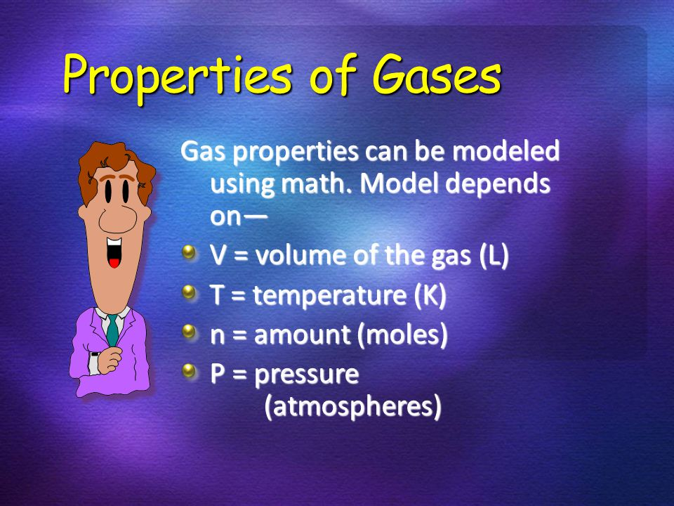 Calculate the density in g/L of O 2 gas at STP. From STP, we know the P and T.