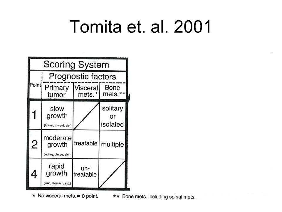 Tomita et. al. 2001