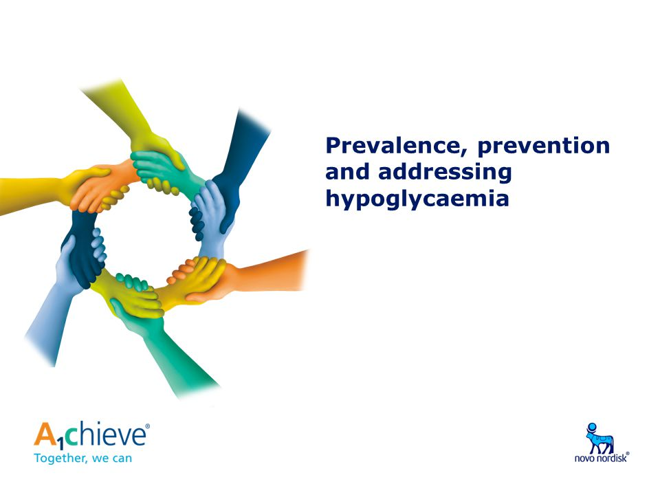 Prevalence, prevention and addressing hypoglycaemia