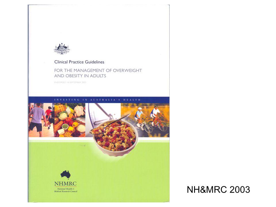 NH&MRC 2003