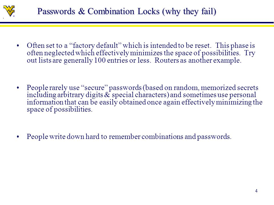15 Motivation / Introduction Keystroke Dynamics Defined –The pattern associated with the way one types – detailed timing information that describes exactly when each key was depressed and when it was released as a person is typing at a computer keyboard. Benefits of Keystroke Dynamics –Ease of use –Ease of deployability –Transparency of use –Allows for template replaceability (in short input schemes) –Cost to performance ratio –Perfect fit with already existing username & password authentication schemes