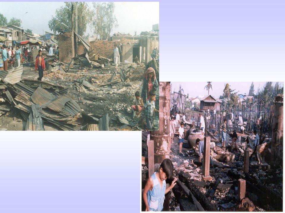 23 B. Human-made Disasters 1.