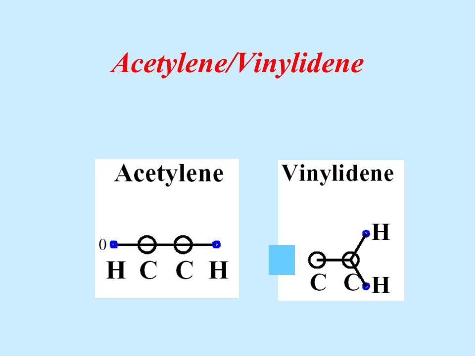 Acetylene/Vinylidene