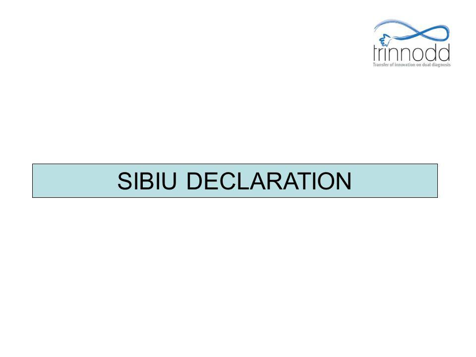 SIBIU DECLARATION