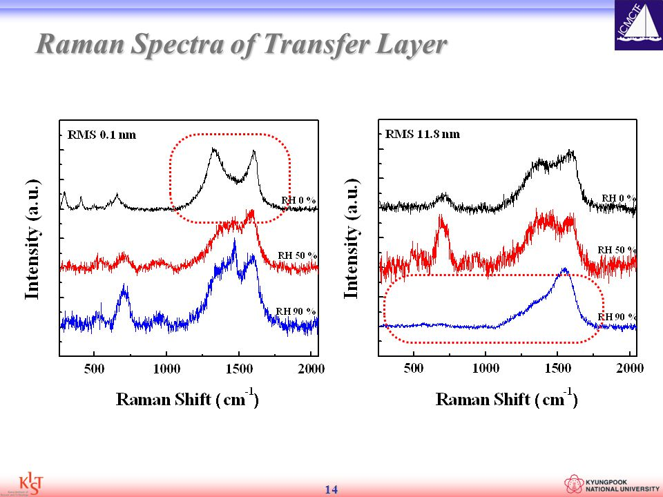 14 Raman Spectra of Transfer Layer