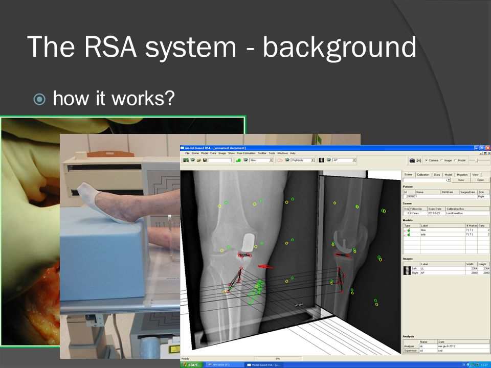  how it works The RSA system - background