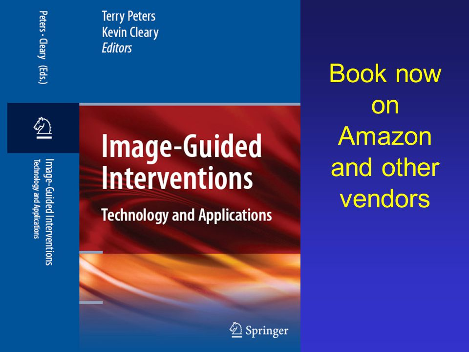 Book now on Amazon and other vendors CAIMRSlide 56