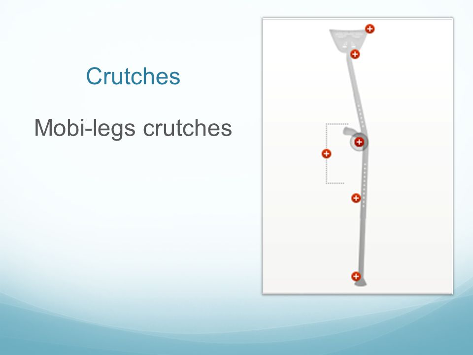 Crutches Mobi-legs crutches