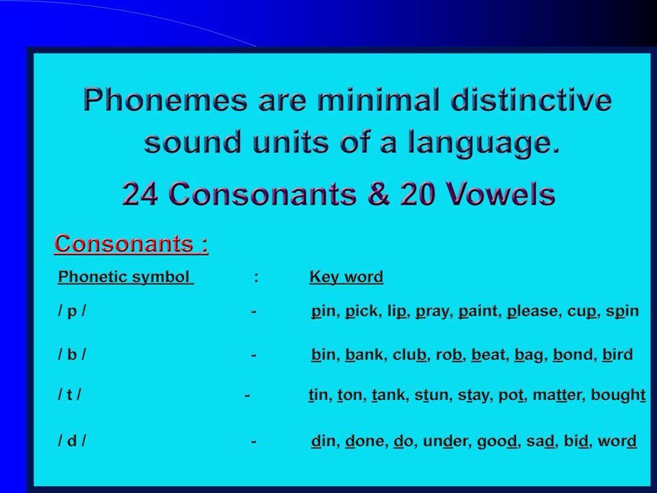 4.Some disyllabic words (Stress on the second syllable) Mis tress- dis til - dis band di sease- dis turb