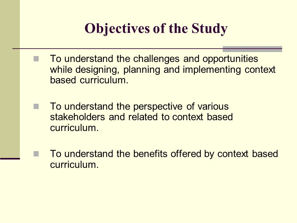 Stakeholders and context based curriculum Teacher/Trainer Direct Curriculum Development, Implementation, Review & Enhancement At the operative level while implementing, top level while designing.