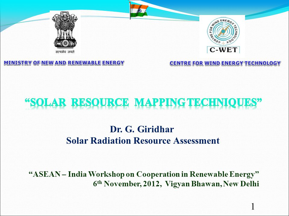 Consultancy Projects SRRA has received request from private developers to install Solar Monitoring Station and collect data and prepare DPR on consultancy basis.
