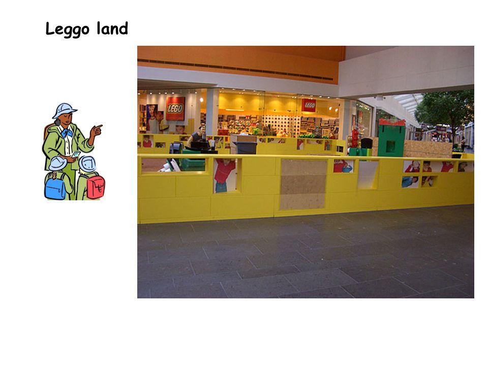 Leggo land