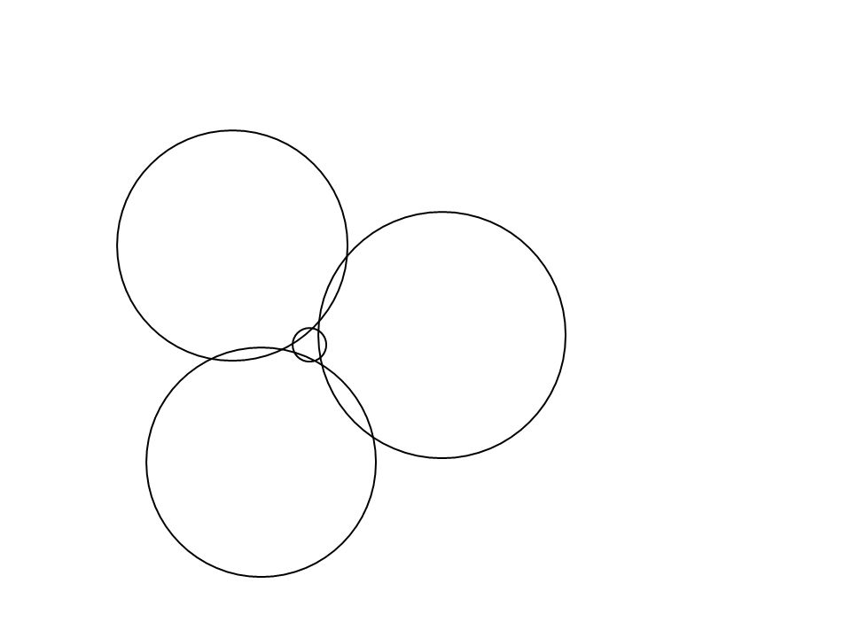 Geometric Hypergraphs: Type 1 Pts w.r.t ''something (e.g., all discs) P = set of pts D = family of all discs We obtain a hypergraph (i.e., a range space) H = (P,D)