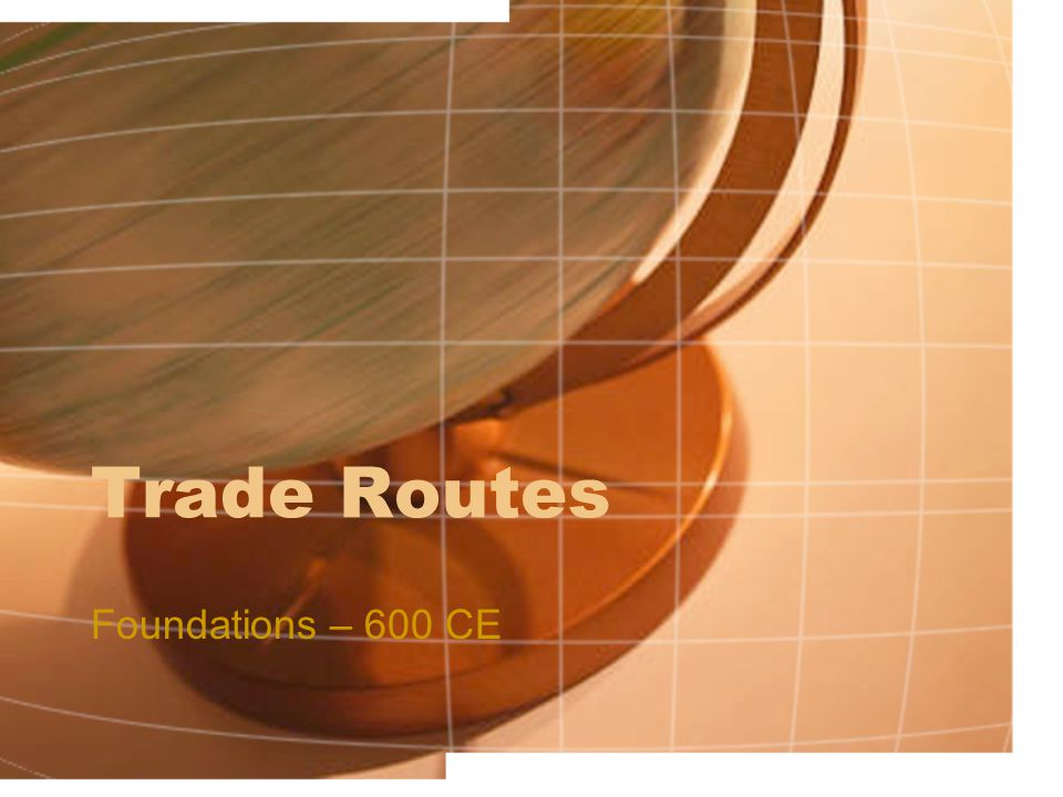 Indian Ocean Trade Improved nautical knowledge: compass, rudder, etc.