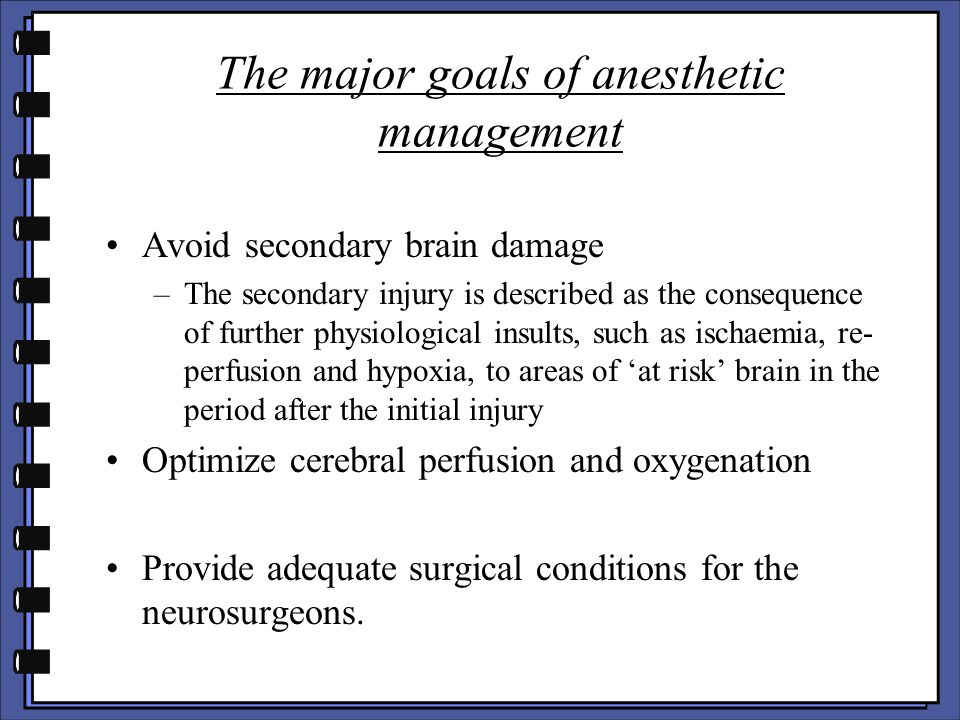 Induction of anesthesia Most patients are already intubated in the emergency department or before CT examination.