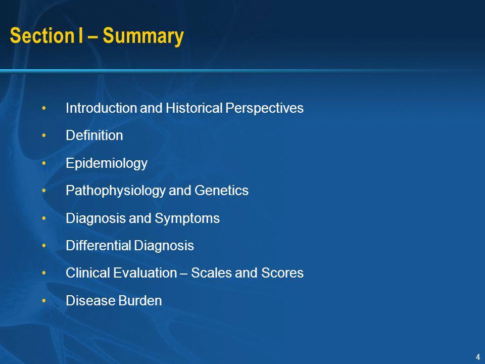 15 Pathophysiology and Genetics