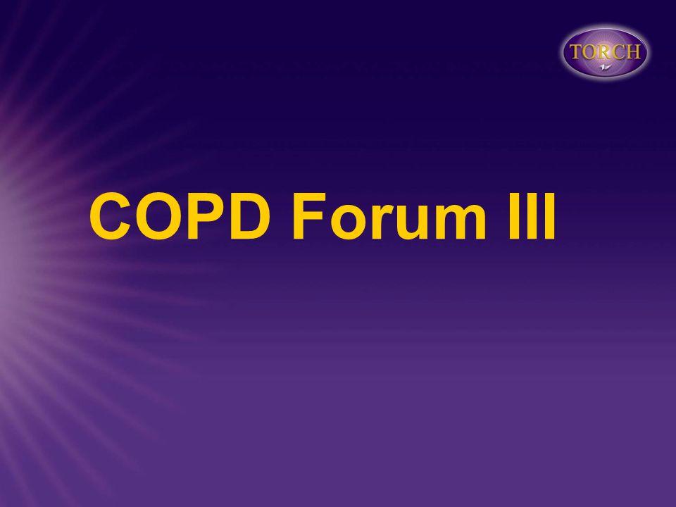 COPD Forum III