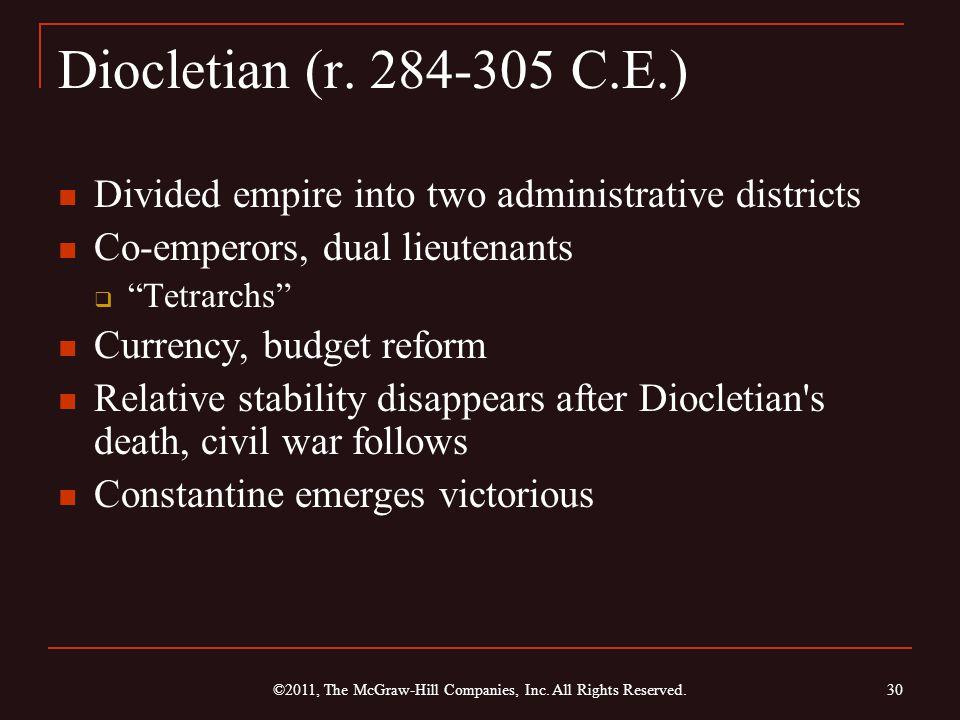 Diocletian (r.