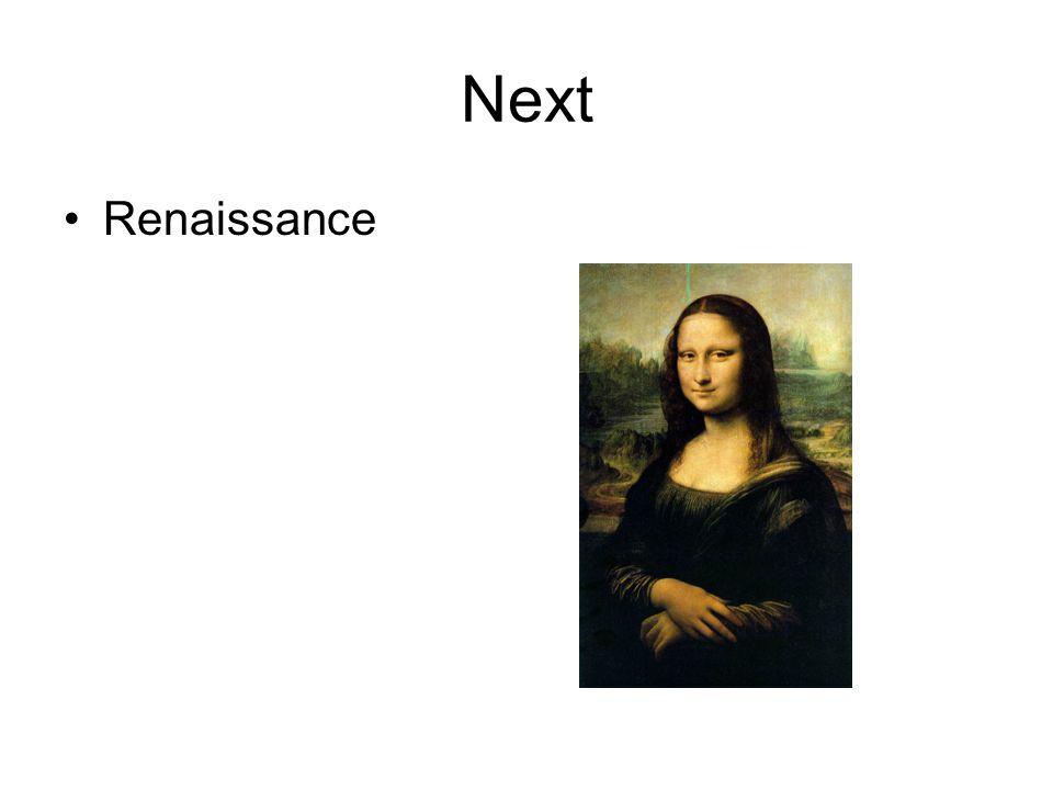 Next Renaissance