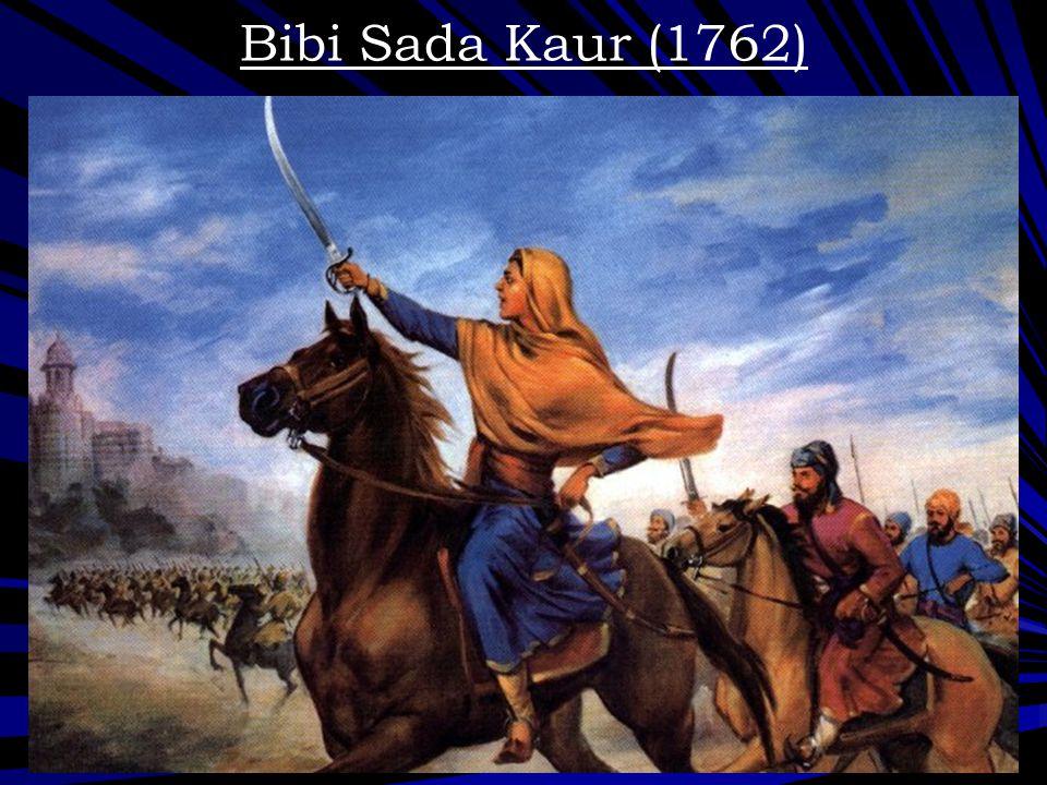 Bibi Sada Kaur (1762)